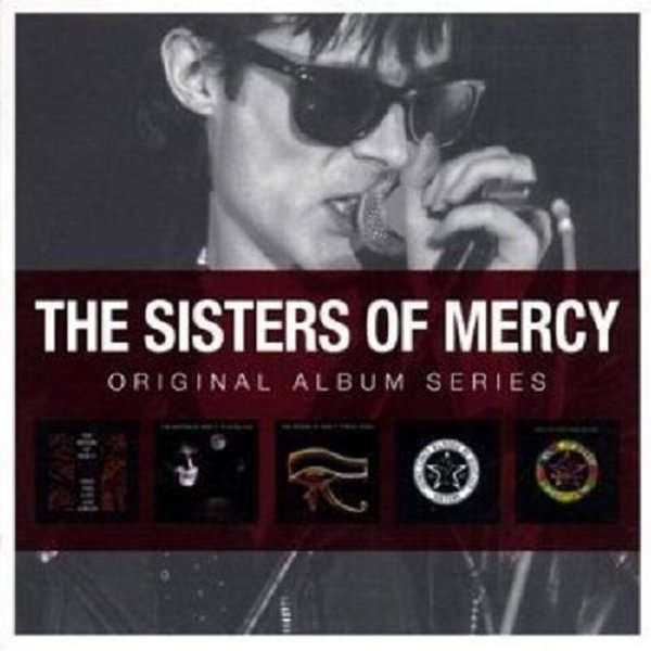"10 x Orkus! + THE SISTERS OF MERCY ""Original Album Series"""