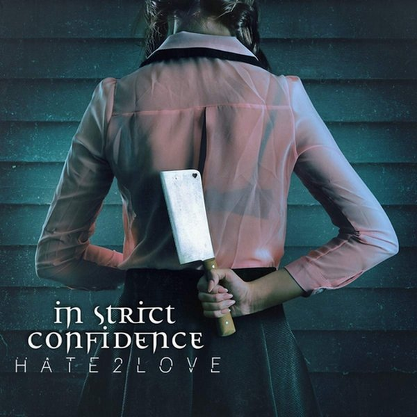 "10 x Orkus! + CD IN STRICT CONFIDENCE ""HATE2LOVE"""