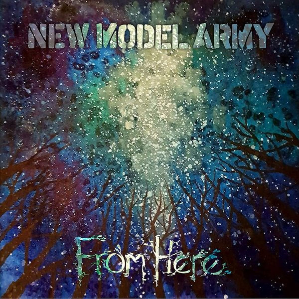 "10 x Orkus! + NEW MODEL ARMY ""From Here"" (CD)"