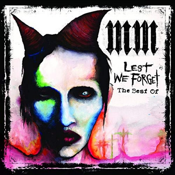 "10 x Orkus! + MARILYN MANSON ""Lest We Forget - The Best Of"" (CD)"