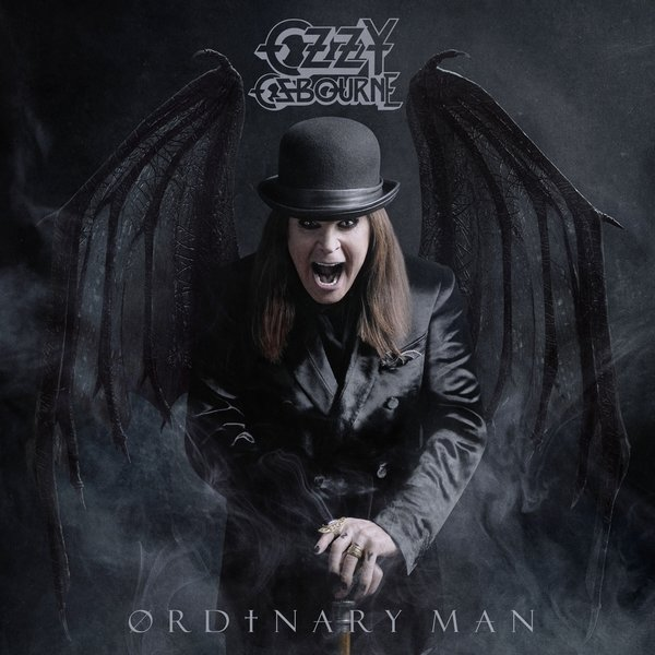 "10 x Orkus! + OZZY OZBOURNE ""Ordinary Man"" (CD)"
