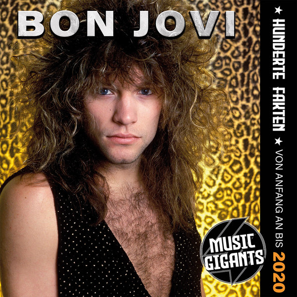 BON JOVI - Music Gigants - VVK