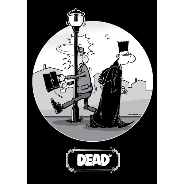 DEAD - DIN A1 Poster